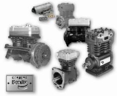 Bendix Commercial Vehicle Systems Bendix 174 Compressors
